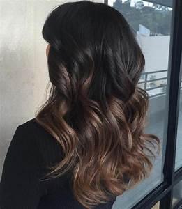 Haarfarbe Schwarz Grau : 1001 ideen wie sie ombre hair selber machen ~ Frokenaadalensverden.com Haus und Dekorationen