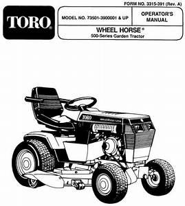 Tractor 1995 520-h D U0026a Om Wiring Sn Pdf - 1991-1997
