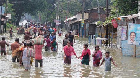 Inundaciones en el sur de Asia dejan cientos de muertos y ...