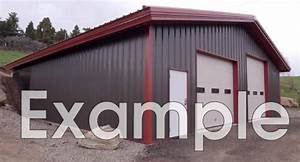 monthly specials on metal buildings cheap steel building With cheap shop building kits