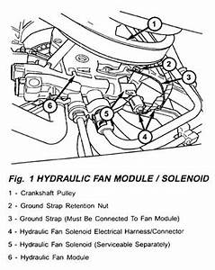 jeep tech tip only replace solenoid with jeep dtc p1499 With 2005 jeep grand cherokee hydraulic cooling fan module circuit