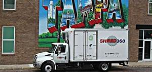 shred360 tampa shred360 With document shredding st petersburg fl