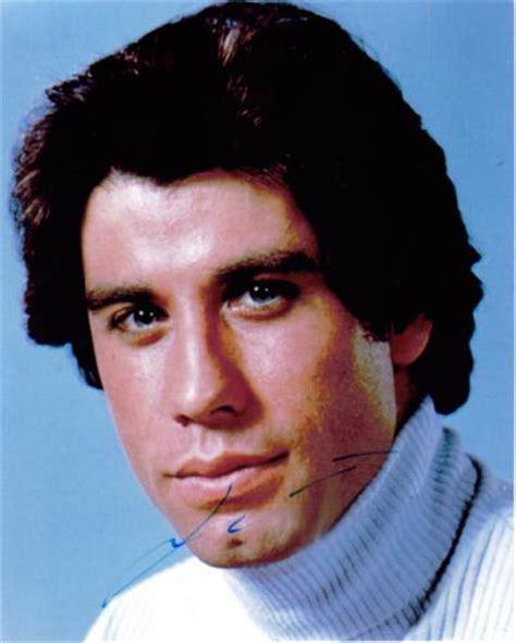 Jackson y bruce willis , pero quería a travolta en el papel de vincent vega como protagonista. Drew Totten Autographs Item: 0000114134 -- John Travolta Young Autographed Photo!