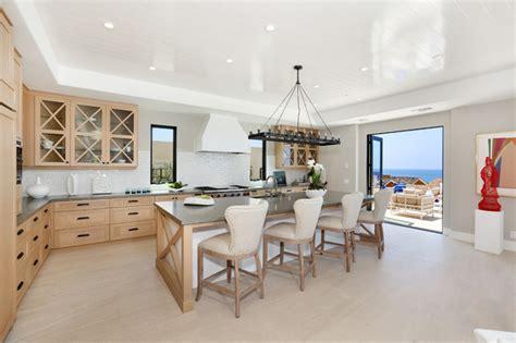 19 White Water  Coastal  Kitchen  Orange County  By V