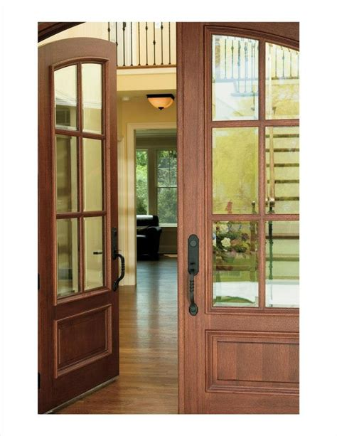 images  pella entry doors  pinterest stains