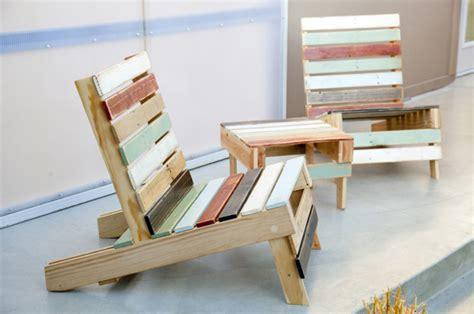 fabriquer un fauteuil en comment fabriquer un fauteuil en palette pour personnaliser espace