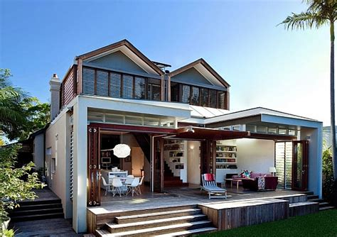 Home Design Ideas Australia by Stylish Sydney House Gets A Sustainable And Energy