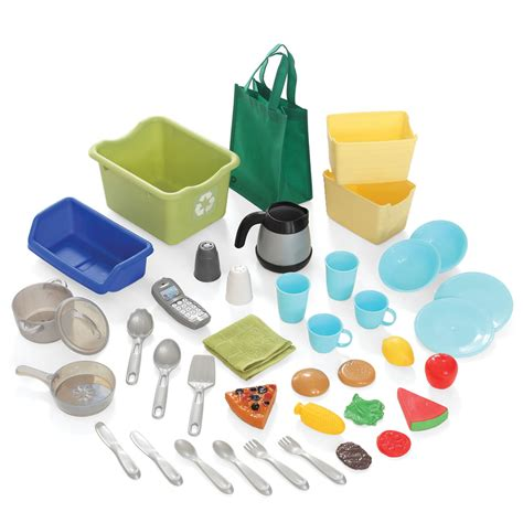 step 2 kitchen accessory set of the home kitchen play kitchen step2 8342