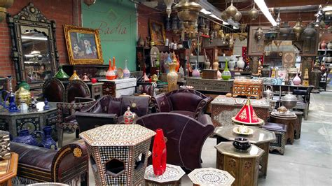 Home Decor Outlet: Moroccan Furniture Los Angeles