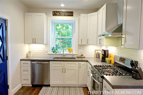 Kitchen Remodel Ideas Images Budget Friendly Classic White Kitchen Remodel All The