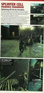 Splinter Cell Pandora Tomorrow XBOX PS2 GC Beta