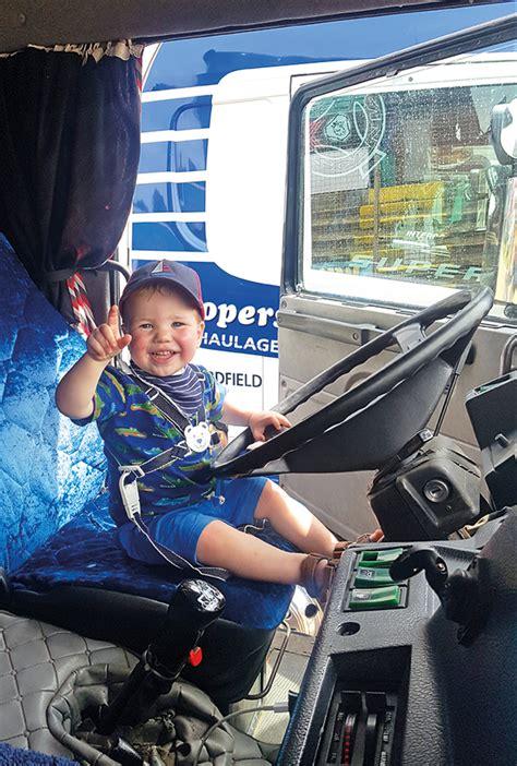 junior trucker truckanddrivercouk