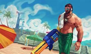 Platsch! Auf zur Poolparty! | League of Legends