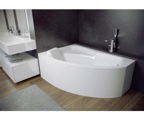 offset corner bath rima space saver   mm