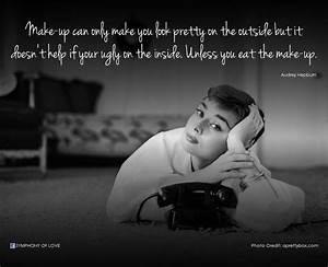 Audrey Hepburn Quotes Makeup. QuotesGram
