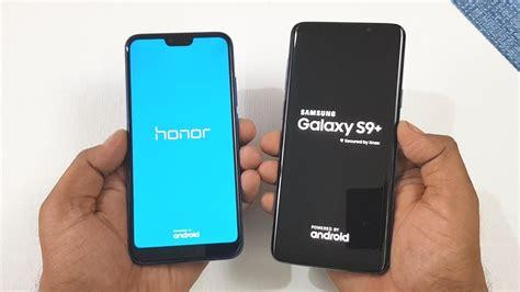 honor   samsung galaxy  speed test youtube