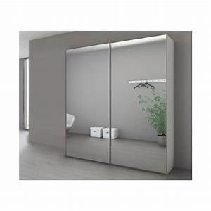 Miroir Porte Coulissante Maison Design