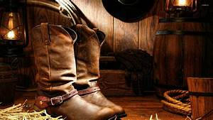Cowboy boots wallpaper - Photography wallpapers - #27184