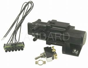 Fuel Dual Tank 6 Port Selector Valve   Harness   Connector