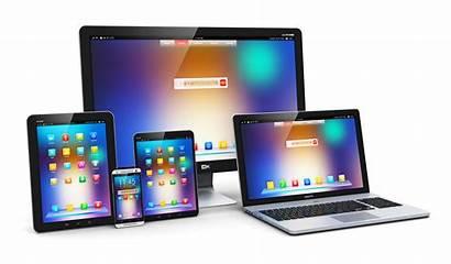 Service Computer Devices Modern Employee Portal Self