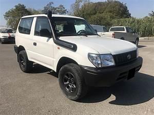 4x4 Toyota Occasion Particulier : toyota land cruiser kdj 90 3 0t d 4d 163 ch court de 2001 4x4 occasion pro fun 4x4 ~ Gottalentnigeria.com Avis de Voitures