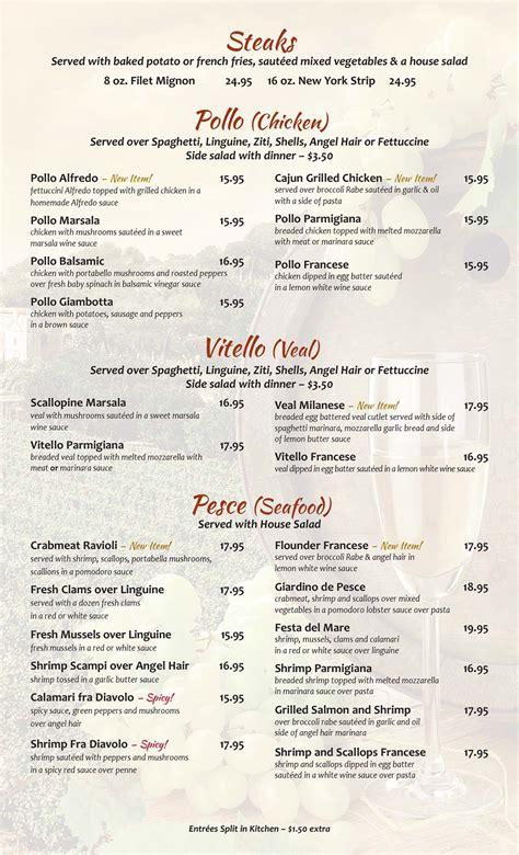 Menu - Pizza N Pasta