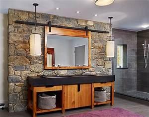 barn door mirror over medicine cabinets interior design With barn door style medicine cabinet