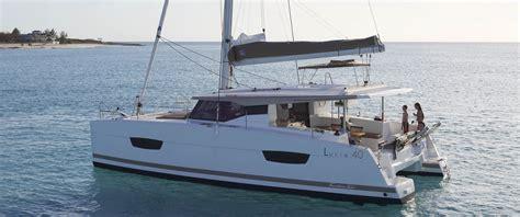 Catamaran Sailboat by Catamaran