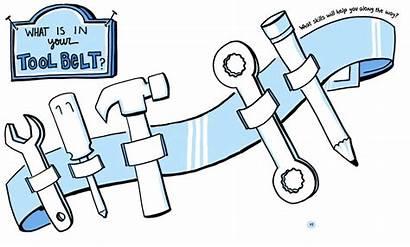 Belt Tool Draw Clipart Idea Toolbelt Tools