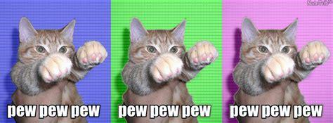 Pew Pew Pew Meme - image 277949 pew pew know your meme
