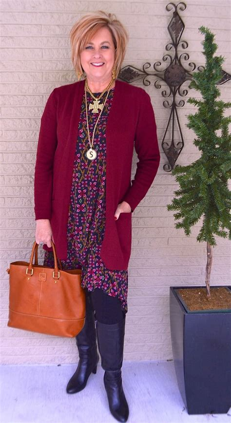 Fashionable over 50 fall outfits ideas 102 - Fashion Best