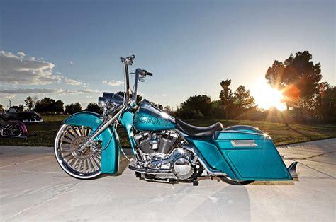 Lowrider Motorbike Tuning Custom Bike Motorcycle Hot Rod