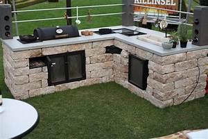Outdoor Küche Bauen : die outdoork che sens outdoor grills ~ Markanthonyermac.com Haus und Dekorationen