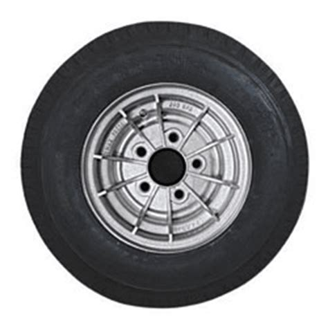 Boat Trailer Wheels Alloy by Boat Trailer 9 Quot Alloy Holden Bolt On Wheel Assembly