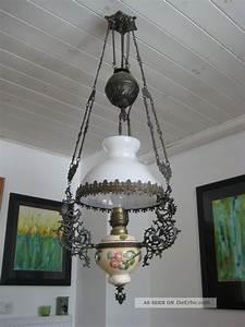 Petroleumlampe Antik Jugendstil : antike petroleumlampe deckenlampe h ngelampe jugendstil 1900 elektrifiziert ~ Pilothousefishingboats.com Haus und Dekorationen