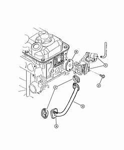 Dodge Stratus Valve  Egr  Up To 11  25  96