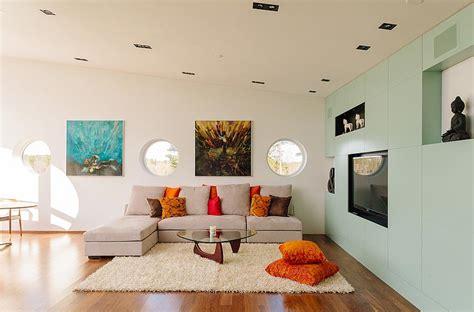 pet gate diseño residencia ultra moderna en estocolmo