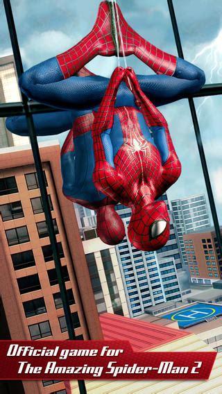 gamelofts  amazing spider man  swings   app store