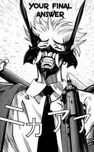 Akumetsu    Why It Doesnt Get An Anime