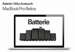 macbook air akku wechsel