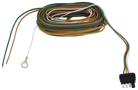 Wishbone Wire Harnes by 35 Ft Wishbone 4 Way Trailer Wiring Harness With 42