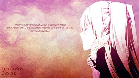 Lonely Anime Wallpaper - 40 hd anime wallpapers for desktop