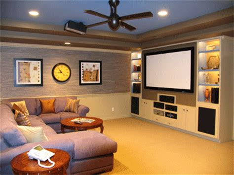 Media Room & Home Theater Lighting