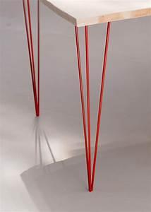 Pied De Table Metal : tstar fabricant de pieds de table et plateau en bois design ~ Teatrodelosmanantiales.com Idées de Décoration