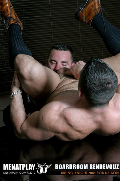 Hairy Beefy Hunks Rob Nelson And Bruno Knight Hairy Guys