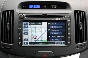 Hyundai Adds a Navigation System to the Elantra | The ...