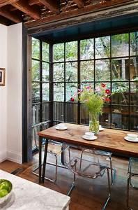 Petite Table Salle À Manger : voici la salle manger contemporaine en 62 photos ~ Melissatoandfro.com Idées de Décoration