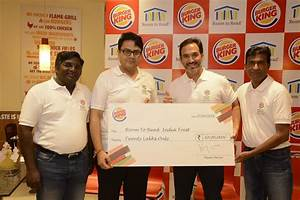 Burger King India partners with Room to Read India for ...