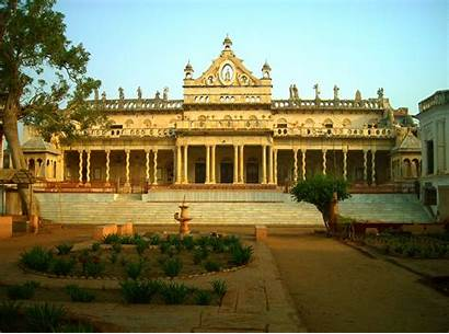 Vrindavan Temple Shahji Places Mathura Visit Ji