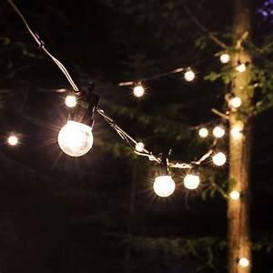 Festoon Lights 40m New Festoon Lighting Lit Letters